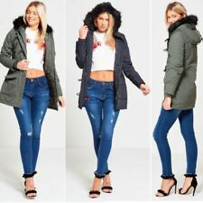 Brave Soul Polyester Military Coats & Jackets for Women