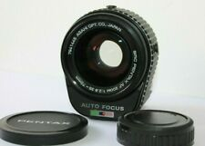 SMC Pentax  K 35-70mm f2.8 Auto Focus Wide Angle Zoom Lens For ME-F Camera