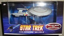 HOT WHEELS STAR TREK U.S.S.ENTERPRISE NCC-1701-D MATTEL 2008