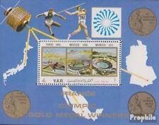 Nordjemen (Arabische Rep.) Block181 (kompl.Ausg.) postfrisch 1972 25 Jahre Arabi