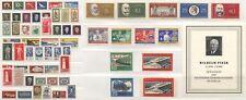DDR Jahrgang 1960 , postfrisch , Auswahl aus Michel Nr. 746 - 806