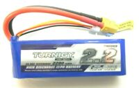 Turnigy 2200mAh 3S 25C Lipo Pack new unused with xt60 connector plug