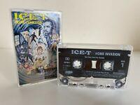 Ice T - Home Invasion - Cassette Tape - Album - Rare RSYNC 1 - VGC