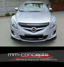 Cup Soilerlippe für Mazda 6 MK2 Sport GH Frontspoiler Spoilerschwert Frontlippe