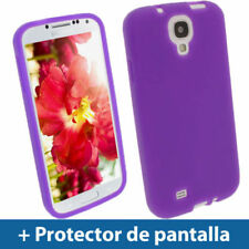 Carcasas Para Samsung Galaxy S4 de color principal morado para teléfonos móviles y PDAs