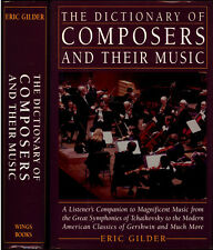 The dictionary of Composers and their music
