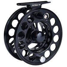 KastKing Katmai Fly Fishing Reel with CNC Machined Aluminum Alloy Body 7/8 Reel