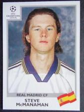 Panini Champions League 1999-2000 - Steve McManaman (Real Madrid CF) #196