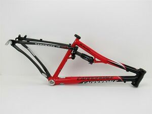 """26"""" Cannondale Scalpel 4 Full Suspension MTB Frame, Small, 2009"""
