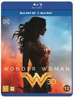 Wonder Woman 3D + 2D Blu Ray (Region Free)