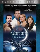 Mariana De La Noche (DVD, 2006, 2-Disc Set) Spanish w/English Subtitles, Cut UPC