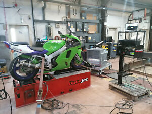 Dynojet 150 Bike Dyno With SP1 Controller package by ADS