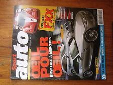 $$ Revue Sport auto N°522 Ferrari FXX  Mercedes SLT  BMW Z4 Coupe  24h Mans Loeb