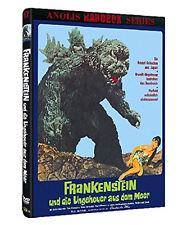 FRANKENSTEIN UND DIE UNGEHEUER AUS DEM MEER - LIMITED EDITION DVD Anolis Hardbox