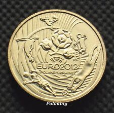 2012 Coin of Poland 2zl 50 Years of the Third Programme of the Polish Radio