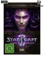 Starcraft II 2 Heart of the Swarm Blizzard Key Pc Game Europe [Blitzversand]