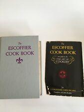 Escoffier Cook Book circa 1941