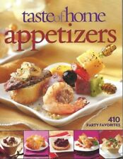 B01FKRXBM6 Taste of Home: Appetizers: 410 Party Favorites by Cahterine Cassidy