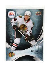 2010/11 Upper Deck EA Sports Patrick Kane Insert SP #EA2