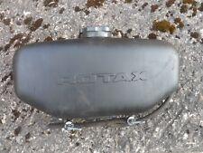 Tank für Rotax Motor an Agria Balkenmäher 5400 5500 mit 2 Benzinhähnen