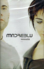 MUSICASSETTA -   MADREBLU - NECESSITA'                            sigillata (20)