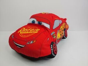 "DISNEY PIXAR CARS 3 11"" Plush Lightning Mcqueen Stuffed Toy"