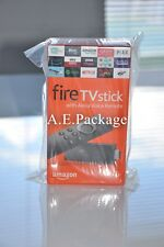 Amazon Fire TV Stick-New ✔Movies✔Sports✔Live TV✔Adult 2nd GEN +  1YR  IPTV Added