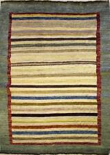 Rugstc 5x8 Senneh Gabbeh Multicolor Área de Alfombra,