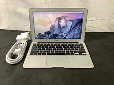 "Apple Macbook Air 11"" Laptop A1370 MC505LL/A 1.4GHz Core 2 Duo 2GB RAM 64GB SSD"