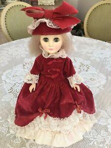 Vintage Effanbee Doll (manufactured 1978, code 1578)