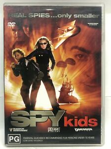 Spy Kids - DVD - AusPost with Tracking