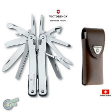 3.0224.L 35265 VICTORINOX Swiss Army Knife Swisstool Spirit X Leather Pouch