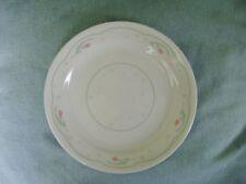 "Set of 3 Corelle dIshes CALICO ROSE Dessert plates Corning USA-Vintage 7.25"""