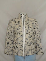 JUST CAVALLI MAGLIONE CON ZIP SWEATER JUMPER DONNA WOMAN TG.50 MADE IN ITALY 278