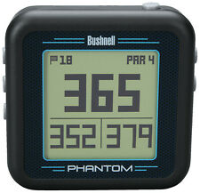 Bushnell Golf, Phantom GPS, Black, Front, Middle and Back of Green Distances