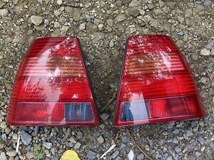 99-05 Jetta tail lights - Set Right Left Mk4 Tdi Gli