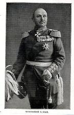 General de brigada uniforme * * imagen documento 1915