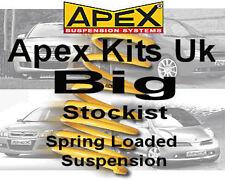 Apex Lowering Springs Kit for Peugeot 107, 2005-Onwards Lowered -35mm