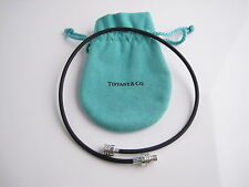 Auth Tiffany & Co Picasso Surfer Groove Necklace 19 Inches