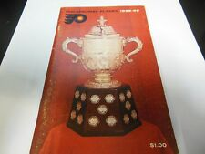 1968 NHL YEARBOOK PHILADELPHIA FLYERS PREVIEW REVIEW AND MEDIA GUIDE RARE