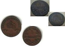 Kupfer Münze 1 Heller DOA 1905 J  Kaiser Wilhelm II