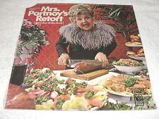 "Mae Questel ""Mrs Portnoy's Retort"" 1970 Comedy LP, SEALED/ MINT!, Orig Pressing"
