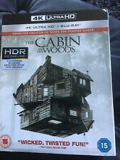 Cabin In The Woods  UK 4K UHD Slipcase Only