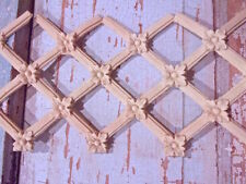 SHABBY & CHIC FURNITURE APPLIQUES ARCHITECTURAL MOULDING FLEXIBLE 5.95 SHIPPING!