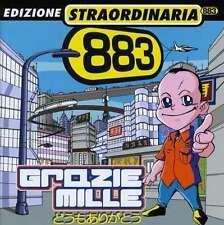Grazie Mille Edizione Speciale - 883 CD C.G.D.