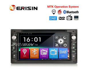 "Erisin ES6903KD 7"" Car DVD Player DAB+ GPS For TOYOTA COROLLA EX RAV4 VIOS HILUX"