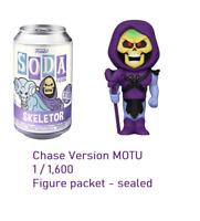 Chase Battle Armor Skeletor Funko Vinyl Soda Figure MOTU 1,600 Pieces