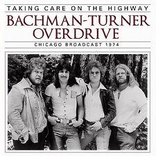 BACHMAN TURNER OVERDRIVE New Sealed LIVE UNRELEASED 1974 CONCERT CD