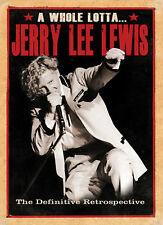 JERRY LEE LEWIS-JERRY LEE LEWIS ANTHOLOGY-IMPORT 4 CD WITH JAPAN OBI R38