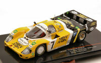 Model Car Scale 1:43 Ixo Porsche 956 vehicles road Racing diecast C